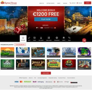€/$/£750 Free Over 450 casino games